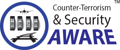 AWAREseries logos CounterTerrorismSecurityAWARE 0006 Counter TerrorismSecurityAWARE