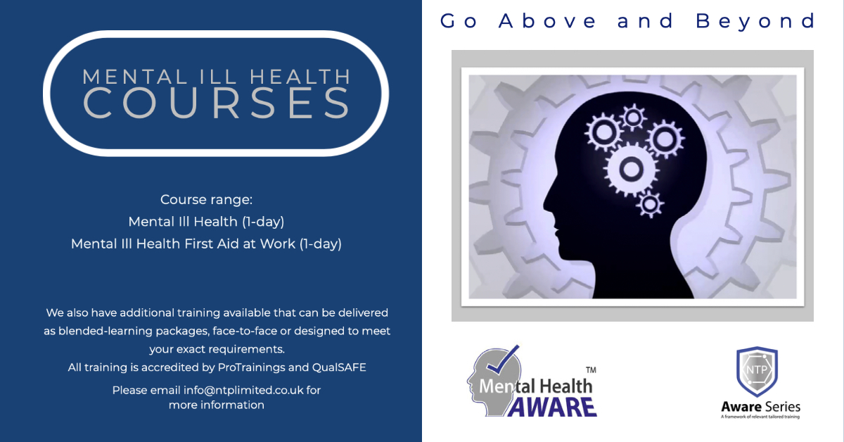 Mental Health 1-day course