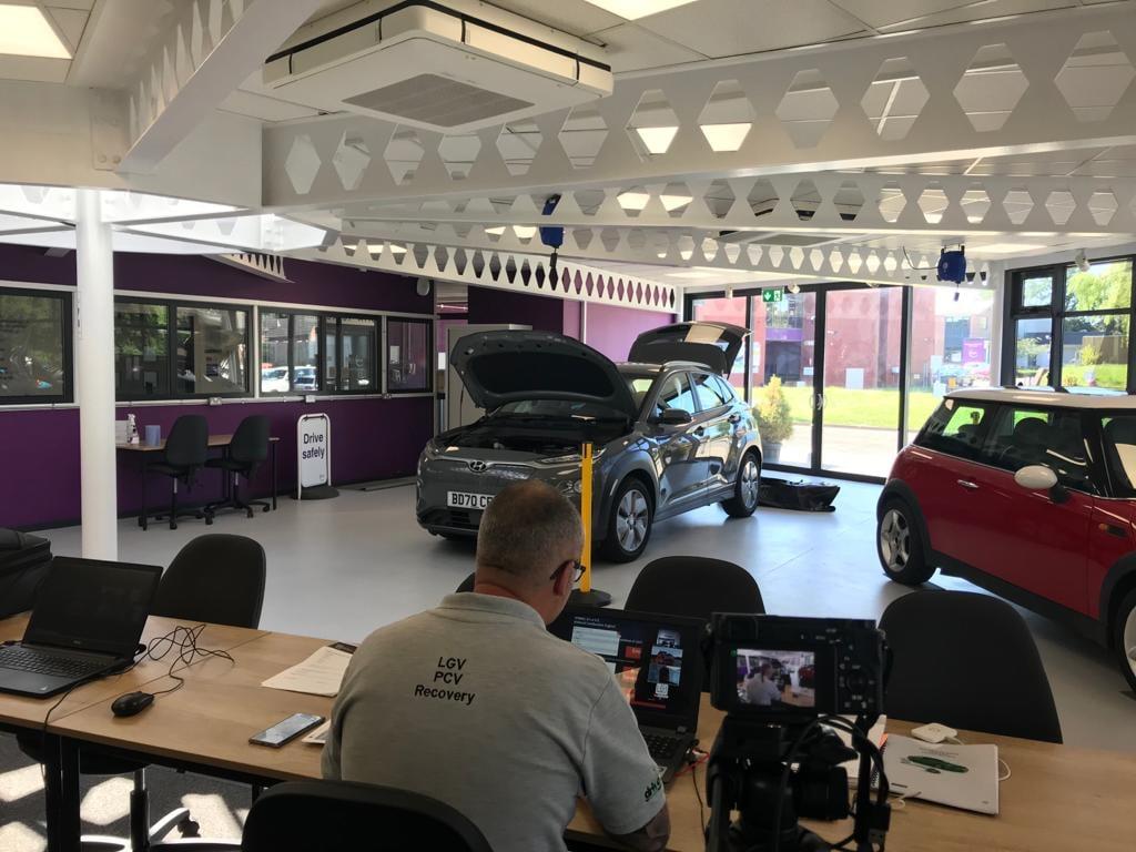 Paul AWARE Series TV Electric Vehicle Training