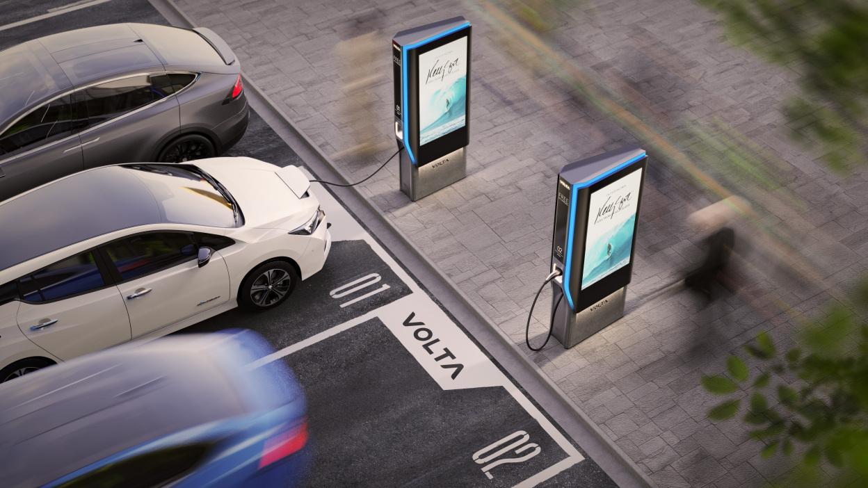 Public Electric vehicle charging etiquette